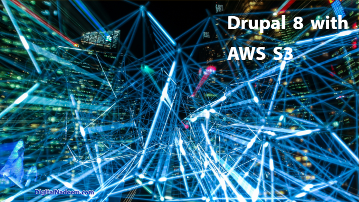 AWS S3 bucket integration with Drupal 8 using s3fs module